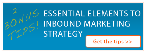 8 Essential Elements Every Inbound Marketing Strategy Needs Button