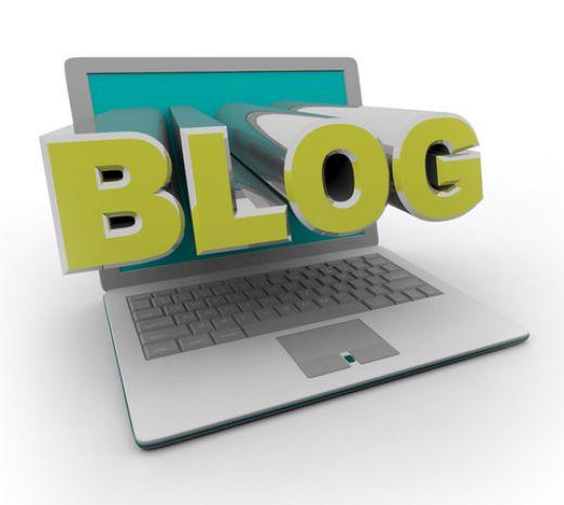 business blog writing