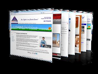 Website Content Provider