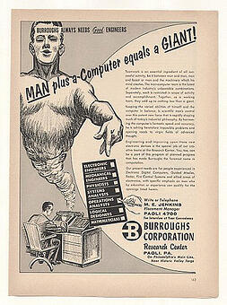 1960's ad