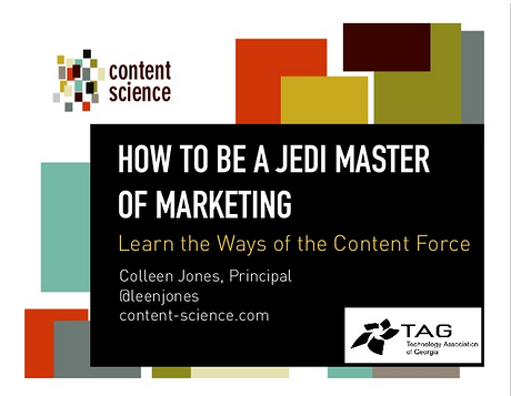 Jedi-Masters-of-Content-by-Colleen-Jones