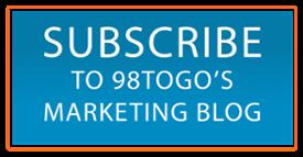Subscribe to 98toGo's inbound marketing blog